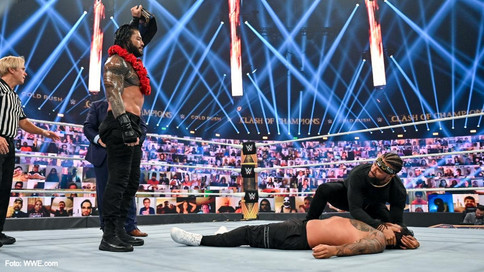 WWE Clash of Champions: Una noche violenta, familiar y personal