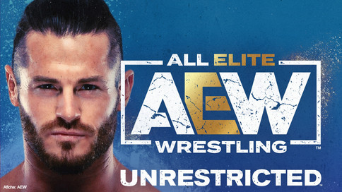 Matt Sydal on AEW's Unrestricted Podcast