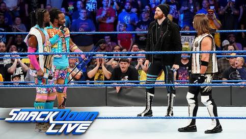 Notas de SmackDown LIVE: Continúa la regla 'Wild Card'; Triple amenaza por el mundial; NUEVO