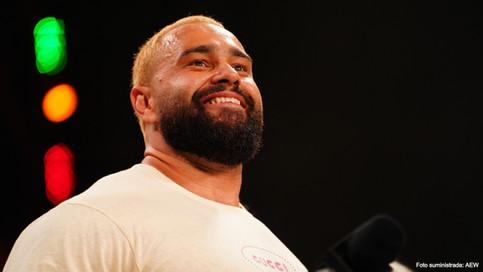 ÚLTIMA HORA: Miro (Rusev) llega como 'El Mejor Hombre' a AEW