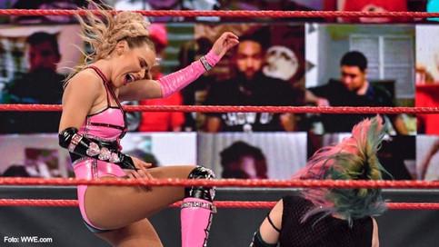 RAW: A veces las oportunidades pesan más que una victoria, y Lana es el ejemplo
