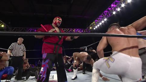 MLW: Kwang hace su regreso en Battle Riot III; LAX y Konnan frente a César Durán y más (VIDEO)