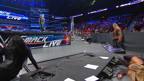 SmackDown LIVE: Féminas a chocar en lucha Money In The Bank; Orton tendrá revancha titular