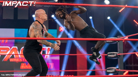 IMPACT Wrestling: Regresa Rich Swann listo para su encuentro titular en Bound For Glory (VIDEO)