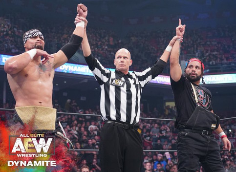 AEW Dynamite: Jericho derrota a Allin; ¿PNP reta a The Young Bucks? Moxley ataca a PAC