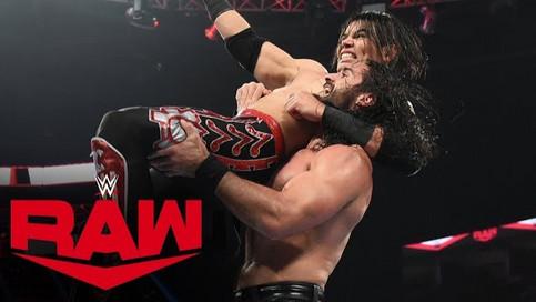 Notas de RAW: Street Profits en la estelar; Rollins vs. Carrillo; Cain Velasquez confronta a Benjami