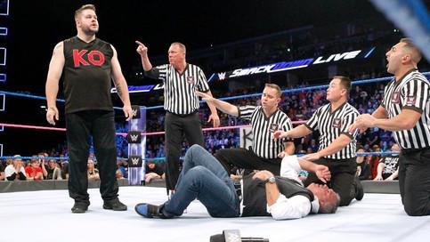 SmackDown LIVE: Shane McMahon cambia las reglas para Hell In A Cell; Mahal ataca a Nakamura