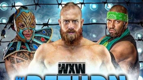 WXW Wrestling hace oficial su regreso en el estado de la Florida