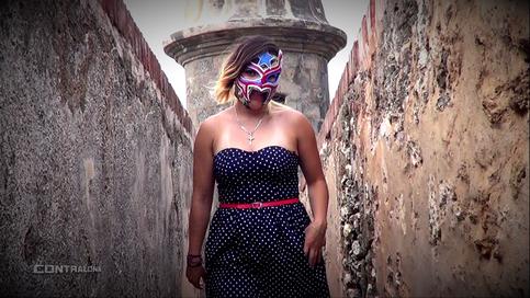 Luchadora con raíces boricuas pondrá su máscara en juego en el Aniversario de CMLL
