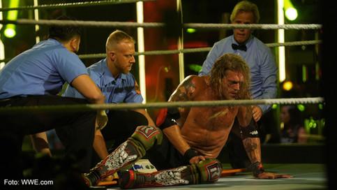 WWE Backlash: Un sube y baja de producción y emociones