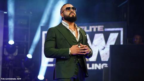 ÚLTIMA HORA: Andrade llega a AEW