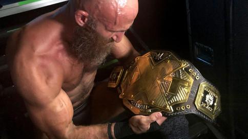 ULTIMA HORA: NUEVO Campeón de NXT en las grabaciones de esta noche