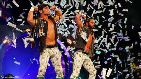 The Young Bucks presentan nuevo libro de su carrera y su llegada a AEW