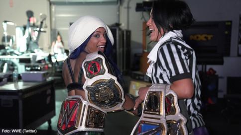 WWE: Noche extrema, rara y con nuevos campeones en THE HORROR SHOW