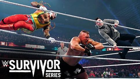 WWE Survivor Series: NXT se lleva la victoria; Lesnar derrota a Mysterio; The Fiend retiene y más (V