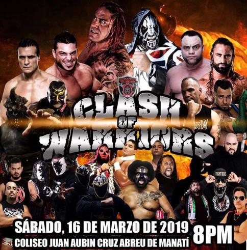 World Warriors Wrestling lleva a Manatí el nacimiento de una nueva era en la lucha libre