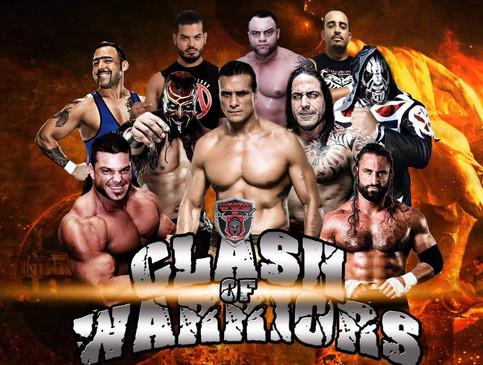 Triple W: Se confirma lucha en parejas para Clash of Warriors; Nombre de nueva facción y más (VIDEOS
