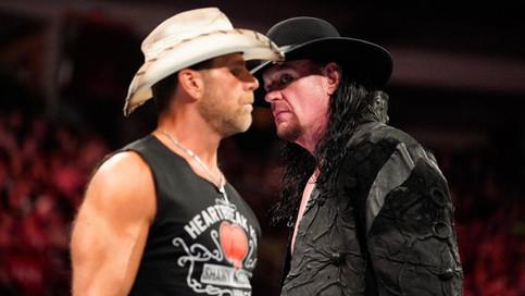 RAW: Undertaker confronta a Michaels; The Shield es arrestado, NUEVOS campeones mundiales en pareja