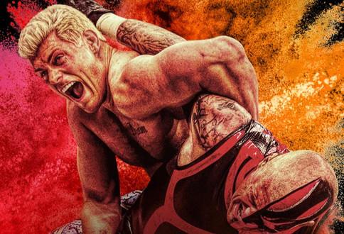 AEW y TNT revelan nombre y primer afiche de su nuevo programa: All Elite Wrestling DYNAMITE