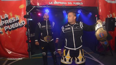 WWL: ¿Campeones de CWA en High Voltage? Encuentro estelar del evento JUEGOS MENTALES y más (VIDEO)