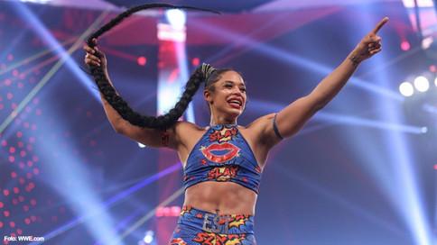 WWE Royal Rumble: Bianca Belair rumbo a WrestleMania 37
