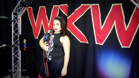 WXW Winter Warfare: Raeven Marie retiene Campeonato Femenino; Bad Intentions vence a parte de Team X