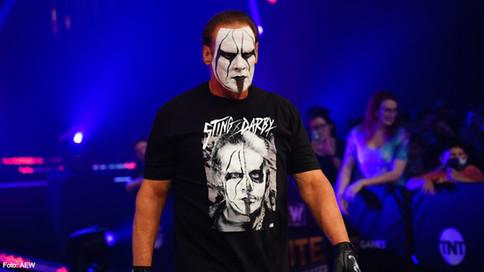 """""""The Icon"""" Sting a luchar en TNT por primera vez en 20 años"""