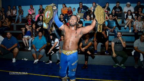 CWA: Star Roger vs. Carístico en evento de aniversario; ¿Regresa José Chaparro?
