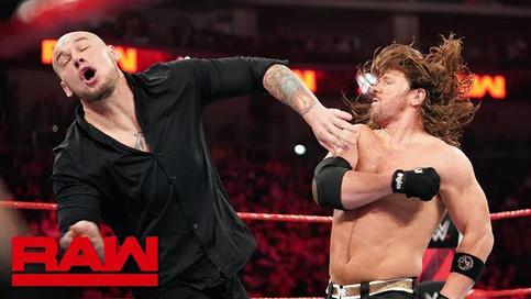 RAW: Styles a retar a Rollins en Money In The Bank; Regresa Bray Wyatt; Lynch vs. Fox y más