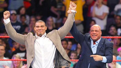 RAW: Kurt Angle revela tener otro hijo; Regresa Braun Strowman