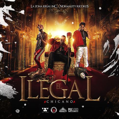 ULTIMA HORA: Ya en línea el video lyric musical de lo nuevo de EL ILEGAL Chicano