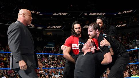 GUERRA SIN CUARTEL: RAW y SmackDown LIVE se preparan para Survivor Series