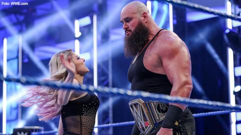 """WWE: """"La cosa se calienta"""" en SmackDown en ruta a SummerSlam"""