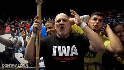 IWA: Luchas confirmadas para REVELACIONES, Ferno fuera de la cárcel y más (VIDEOS)