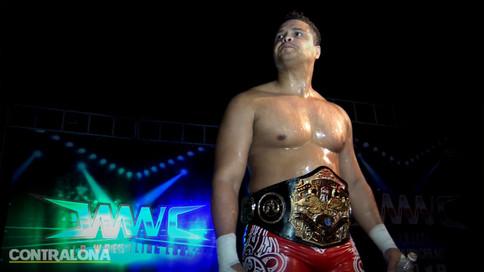 Reacciona Orlando Colón tras recorte de su contrato en WWE