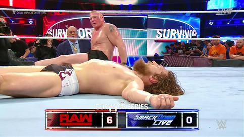 WWE Survivor Series: Flair masacra a Rousey; Lesnar derrota a Bryan; RAW queda como marca soberana (