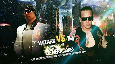 CARA A CARA: El Wizard vs. BJ