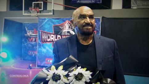 Barrabás: La llegada de un viejo aliado a la Liga Mundial de Lucha (VIDEO)