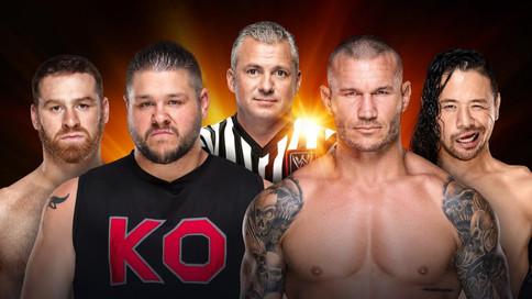 SmackDown LIVE: Shane McMahon sigue con sus castigos; Nuevos encuentros para Clash of Champions; 205