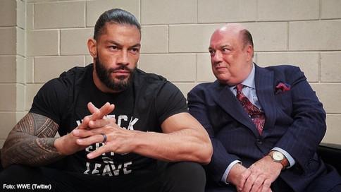 SmackDown: ¿Roman Reigns y Paul Heyman juntos? Otro boricua hace aparición (VIDEOS)