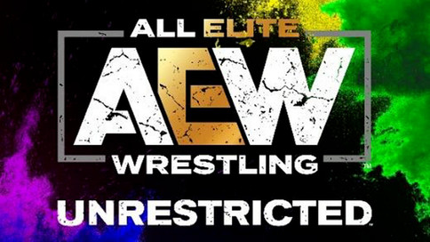UNRESTRICTED: Nuevo Podcast lanzado por TNT y AEW (VIDEO)