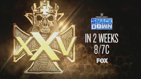 WWE a celebrar el vigésimo quinto aniversario de Triple H