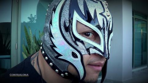 Rey Mysterio a luchar por primera vez en New Japan Pro Wrestling