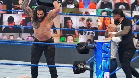 WWE: Roman Reigns retiene el Campeonato Universal; Daniel Bryan a abandonar SmackDown