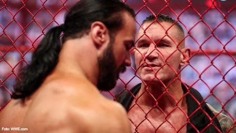 RAW: Orton y McIntyre camino al infierno este domingo en Hell in a Cell (VIDEO)