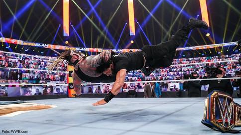 SummerSlam: Evento impredecible y sólido para la nueva era virtual de WWE (VIDEOS)