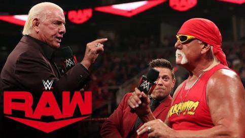 RAW: Lesnar masacra a hijo de Rey Mysterio; ¿Hogan vs. Flair? ¿Lashley con Lana? (VIDEOS)