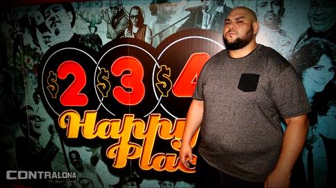 Entrevista a Mr. Big en 234 Happy Place: Anuncia lucha de Triple Amenaza para WWL en Juncos