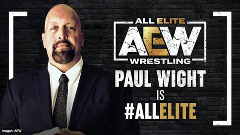 ÚLTIMA HORA: Paul Wight firma acuerdo a largo plazo con AEW
