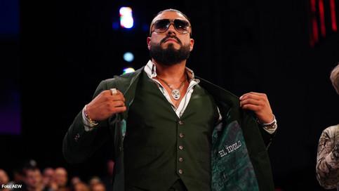 Andrade garantiza una SORPRESA en las filas de All Elite Wrestling (VIDEO)